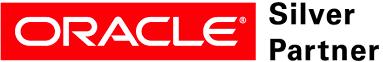 Oracle silver partner logo