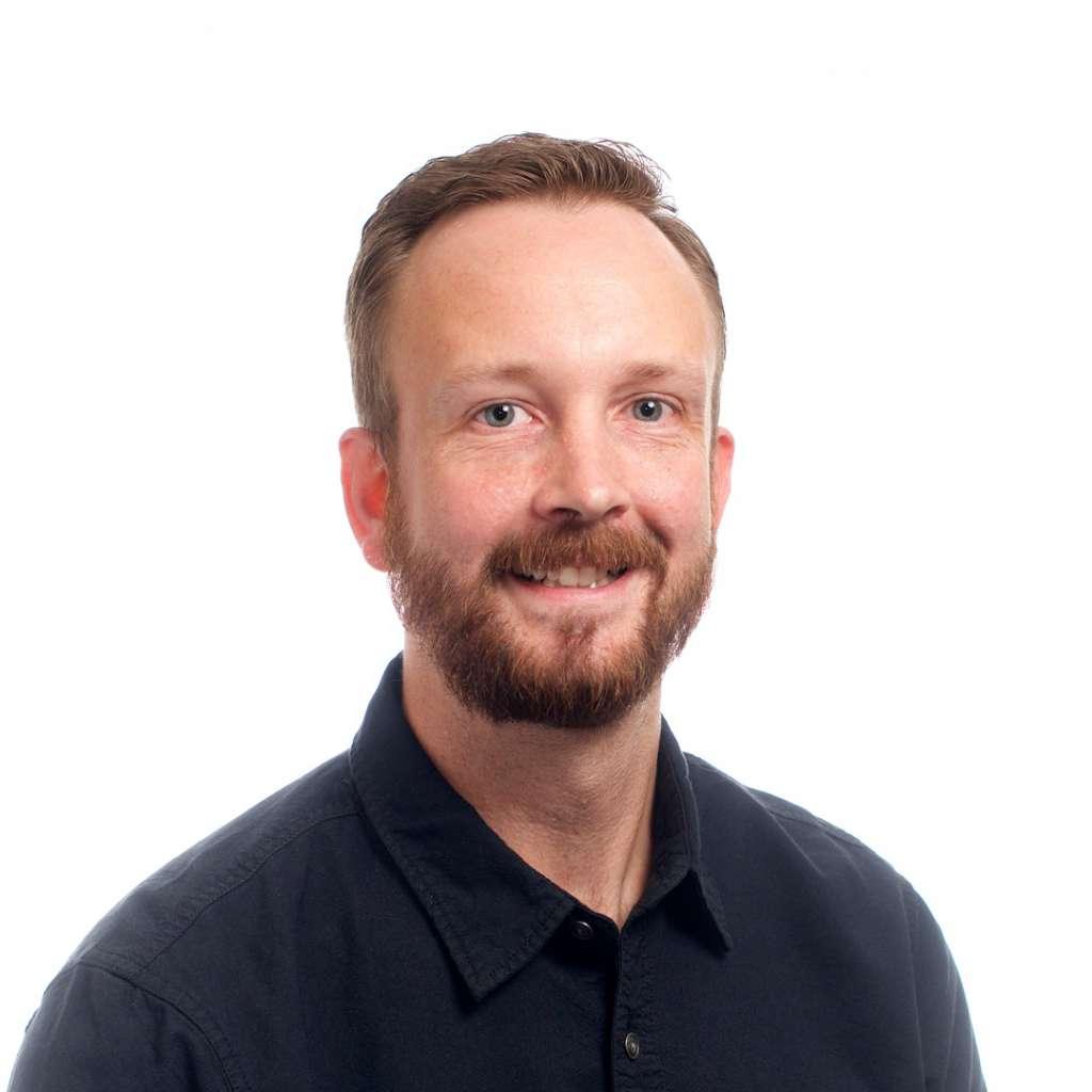 IntelliTect employee Jesse Glaves