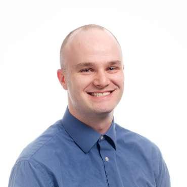 IntelliTect employee Kenny White