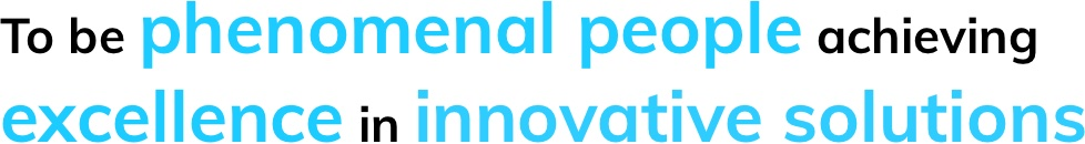 The IntelliTect mission is to be phenomenal people achieving excellence in innovative solutions.