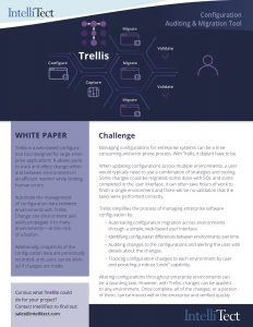 IntelliTect's Trellis software overview and challenge info