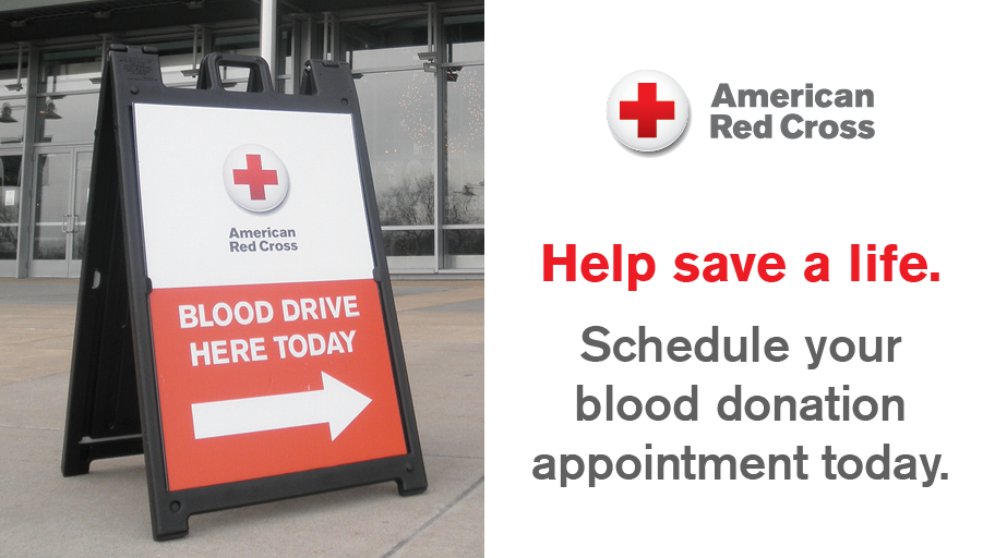 Sign up for IntelliTect's Blood Drive