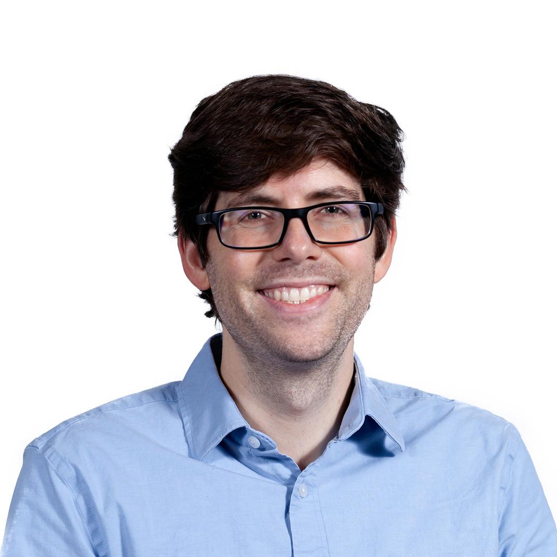 Headshot of IntelliTect employee Peter Bentley