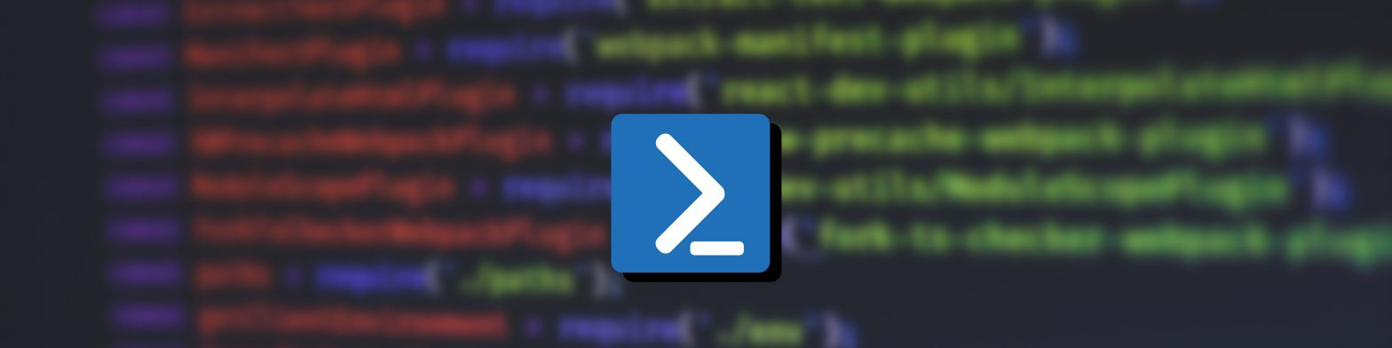 PowerShell blog for DevOps meetup