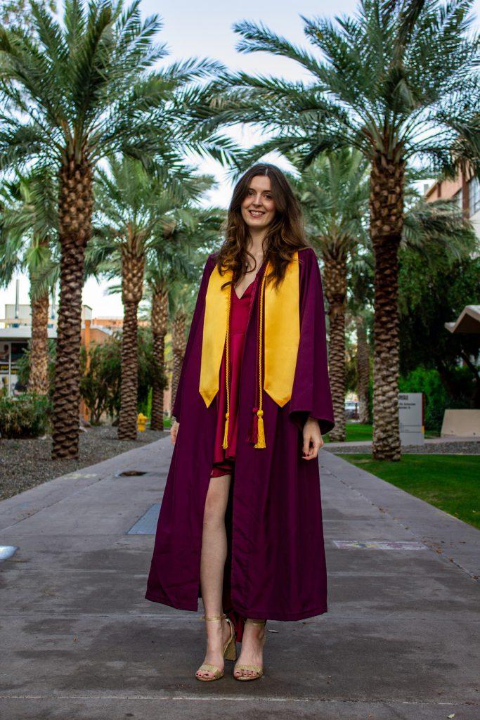 meg graduation